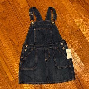 Jean skirt jumper